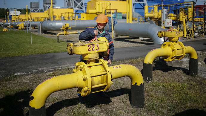 US and Germany want gas hub in Ukraine - Naftogaz director