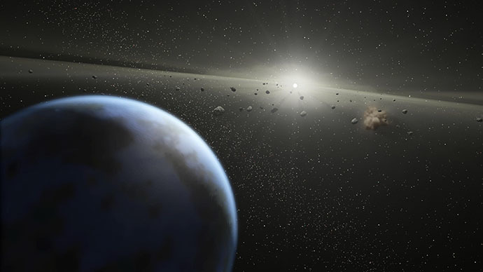 'Mysterious' meteorite may shed light on explosion of life on Earth