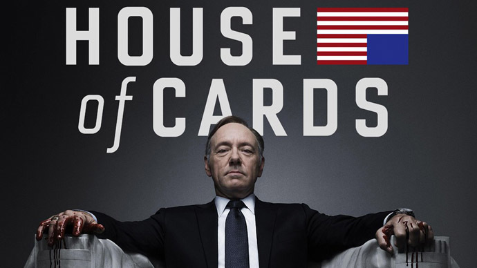 Nyet to Netflix: Russia 'vetoes' House of Cards filming at UN