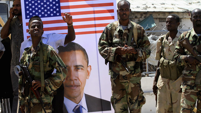 Revealed: US operating secretly in Somalia since 2007
