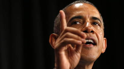 Democrats abandon unpopular Obama on eve of midterm elections