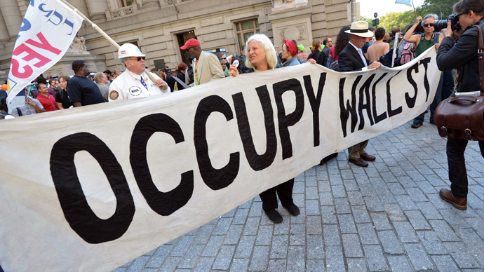 Imprisoned Occupy activist alleges medical negligence at Rikers Island
