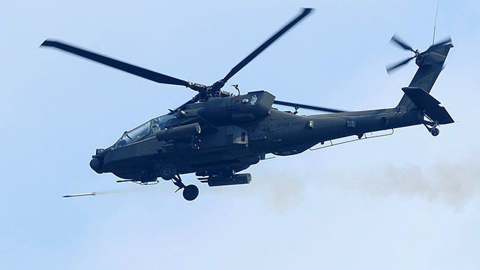 Baghdad bodyguard: US troops in Iraq to receive Apache helicopters, drones