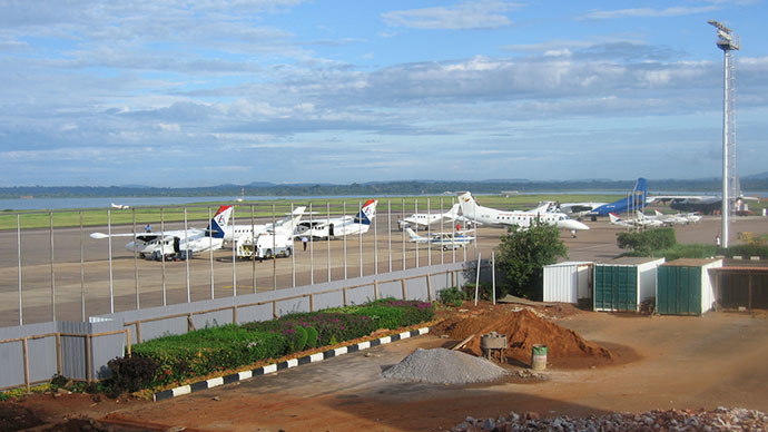 US embassy warned of 'specific' attack threat at Uganda airport tonight