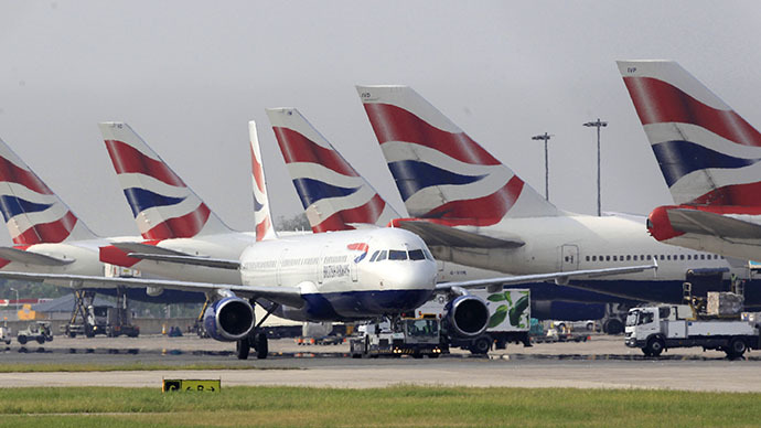UK airports put on terror alert after US govt warns of Al-Qaeda attack