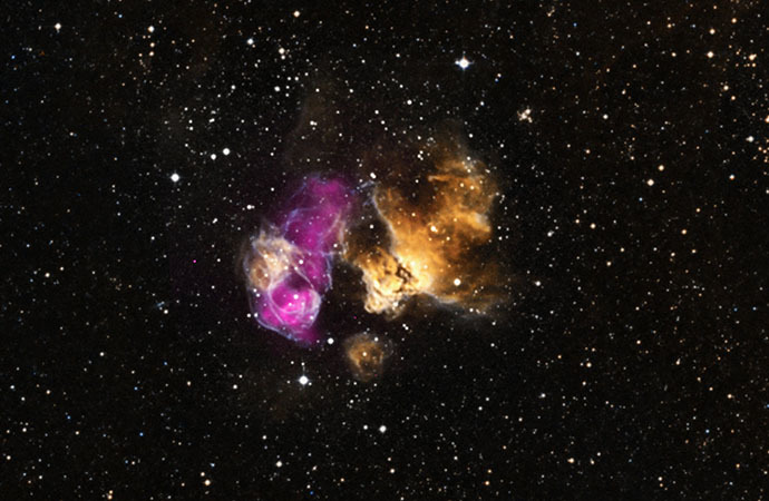 (Image from NASA / CXC / Caltech / P.Ogle et al)