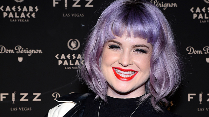Kelly Osbourne (Ethan Miller / Getty Images / AFP)