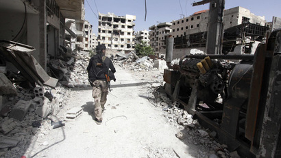 London must stop Britons joining Syria 'onslaught' – Syrian FM