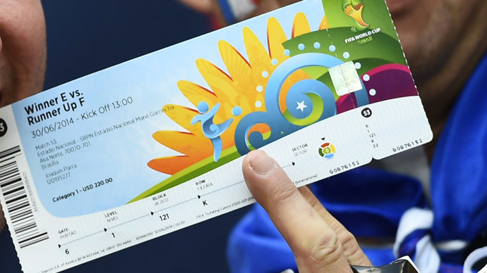 FIFA official implicated in $100mn World Cup ticket scam