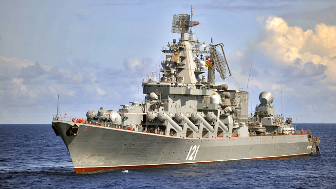 Black Sea boiling: US missile cruiser enters waters as Russian Navy monitors NATO drills