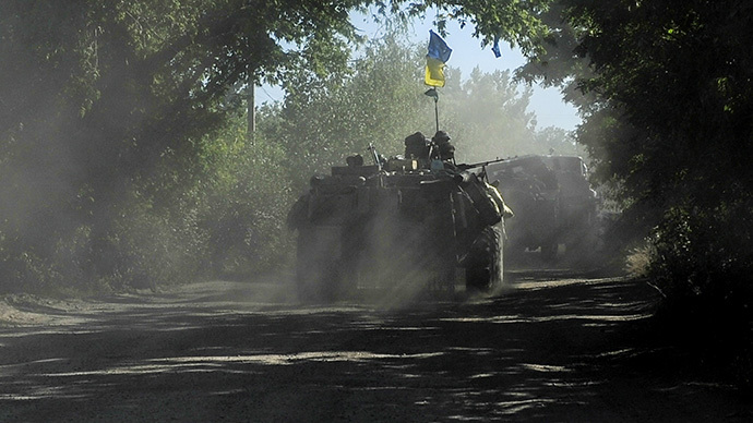 Donetsk militia confirm leaving stronghold cities of Slavyansk and Kramatorsk