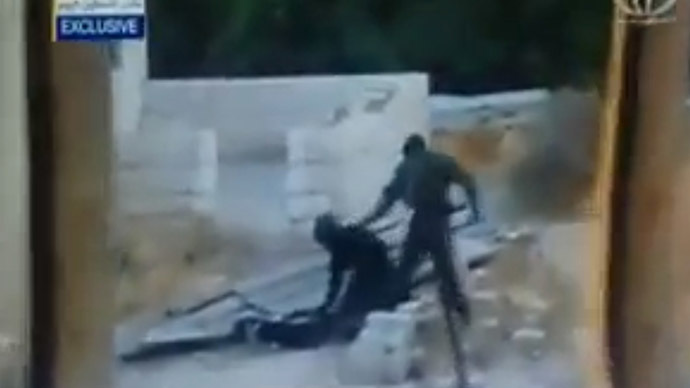 Caught on camera: Israeli police beating 15yo cousin of murdered Palestinian teen (VIDEO)