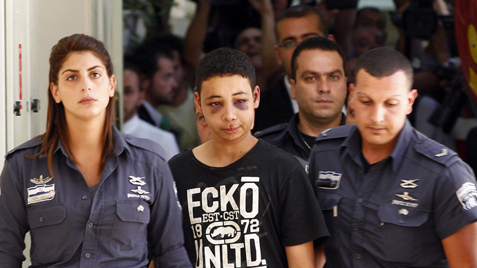 House arrest: Israeli court refuses to jail brutally beaten 15yo Palestinian-American