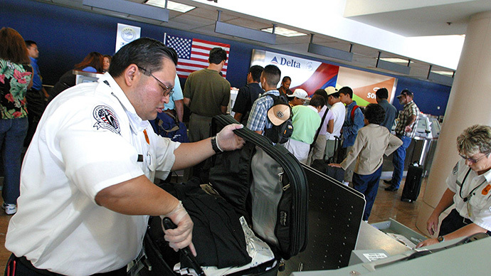 TSA prohibits discharged electronic devices on board