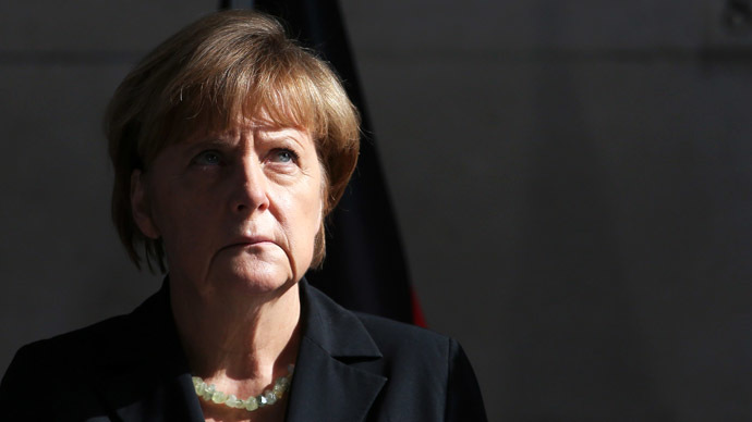 Merkel's mad: German leader indignant over 'serious' US spying allegations