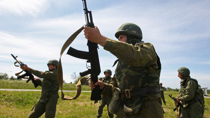 Nationalists want Defense Ministry to create Russia's own 'Foreign Legion'
