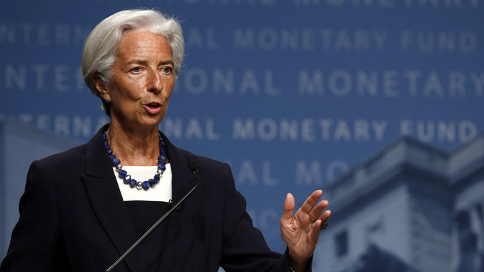 US growth shakiest since Great Recession - IMF