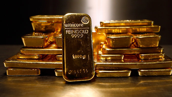 No 'gold rush': Germany keeps reserves in the US