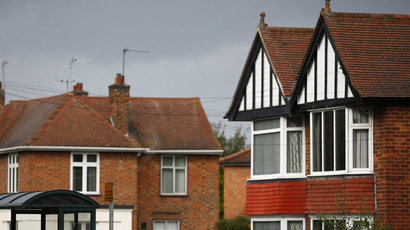 ​UK property bubble may jeopardize Britain's economic recovery