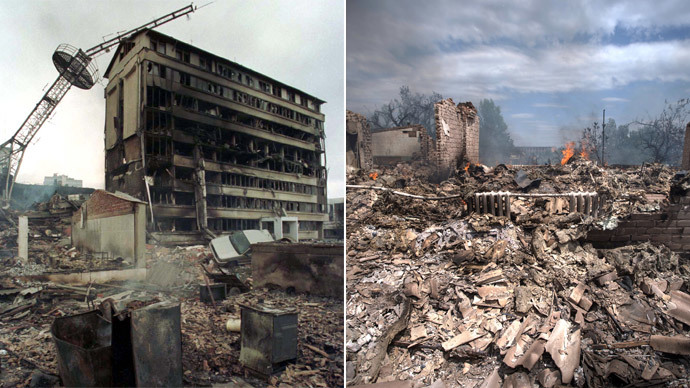 Donetsk, Lugansk fear humanitarian crisis as Kiev tightens grip on eastern Ukraine