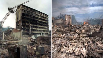 Donetsk, Lugansk fear humanitarian crisis as Kiev tightens grip on eastern Ukraine