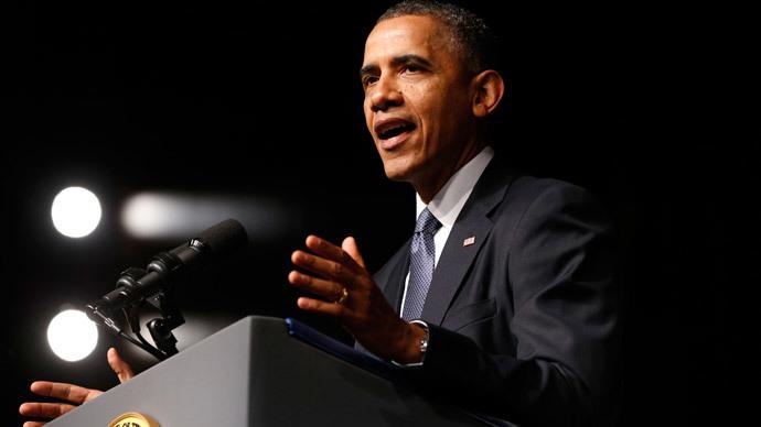 Obama library toilet parade float triggers backlash