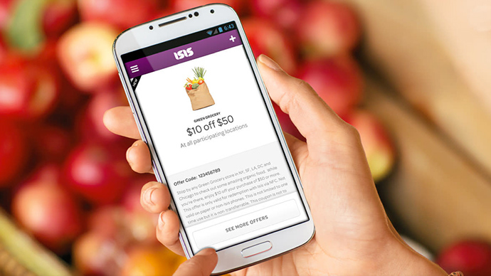 Isis mobile wallet rebrands to avoid confusion with radical militant group