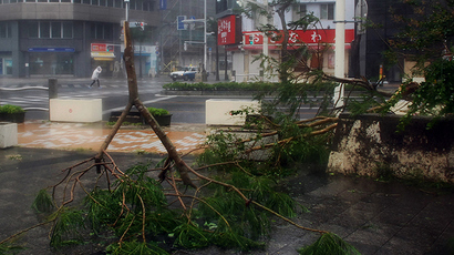 4 killed, 1mn evacuated as Typhoon Hagupit engulfs Philippines (PHOTOS)