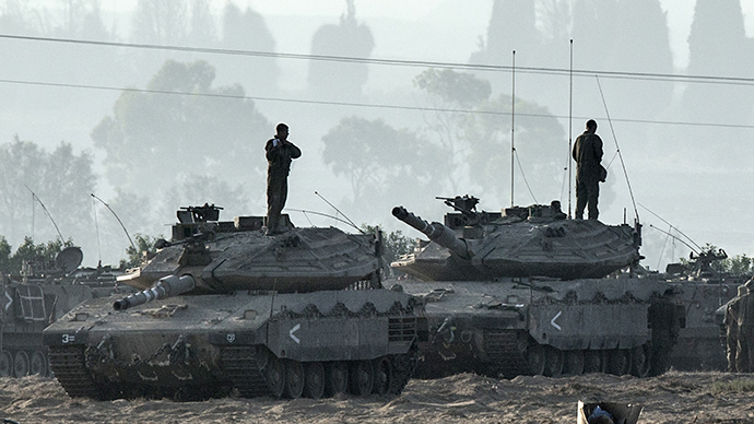 Israel readies 'ground assault' on Gaza, calls up 40,000 reservists
