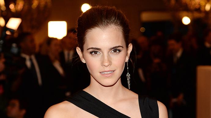 Emma Watson joins UN - as Goodwill Ambassador