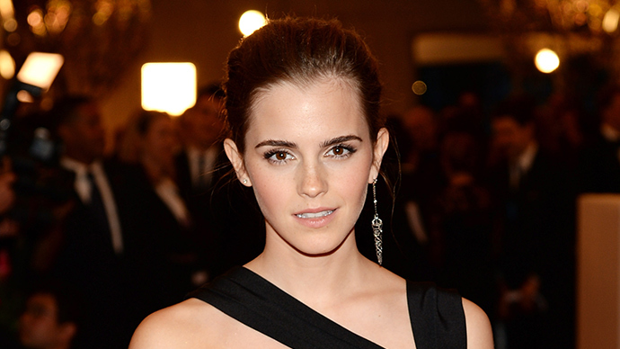 Emma Watson joins UN - as Goodwill Ambassador