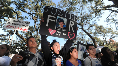 LAPD kills young black man days after Ferguson shooting