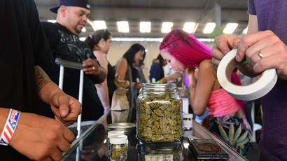 'World's first' recreational marijuana ad takes on prohibition policies (VIDEO)
