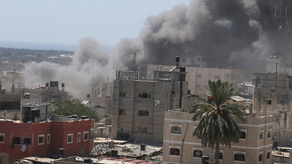Israeli airstrike hits home of Gaza police chief, death toll continues to rise