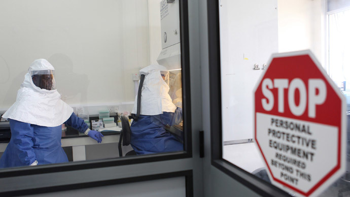 ​Maryland smallpox storage also held 300 vials with dengue, influenza