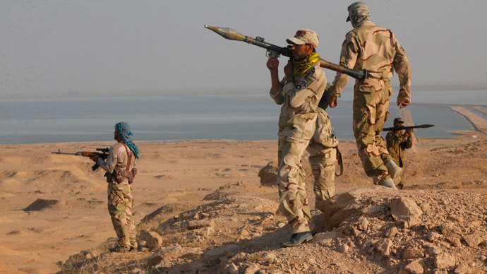 Iraq loses control of chemical weapons depot to ISIS militants