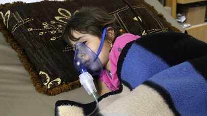 ​On brink of Syria invasion: 1 year since Ghouta chemical attack