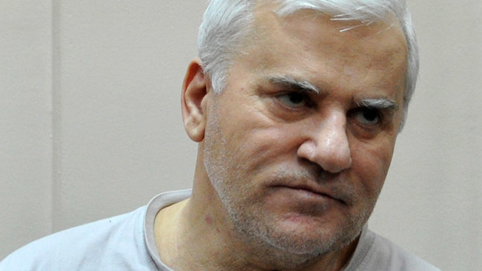 Southern Russia ex-mayor jailed for 10 years for planning terror attack