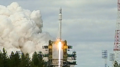 Russia test-launches new space eco-rocket Angara right into geostationary orbit