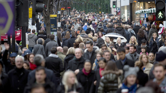London's busiest street 'most polluted place on Earth'
