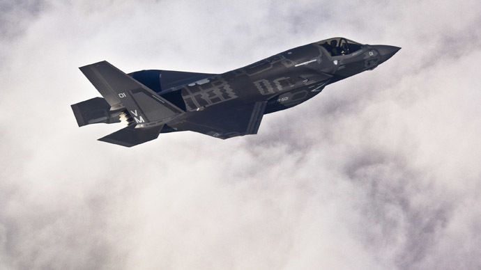 F-35 jets may miss Royal air show amid fire inquiry – Defence Secretary