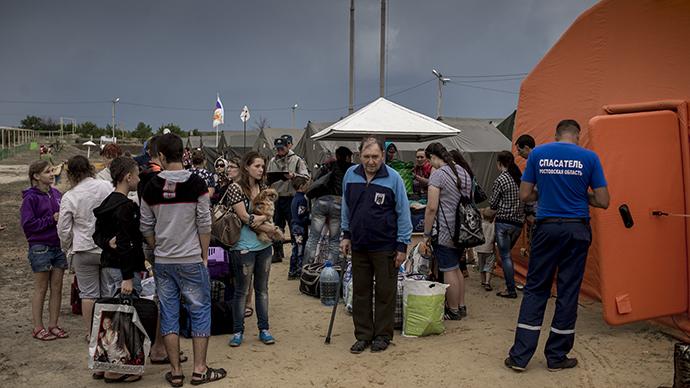 Ukrainian refugees precipitate emergency situation in 6 Russian regions