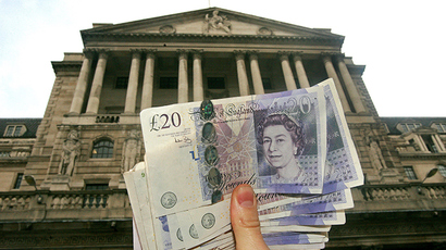 ​UK salaries lag inflation despite employment recovery, report shows