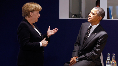 Obama's ratings tumble in Germany, Russia in wake of NSA spying, Ukraine crisis