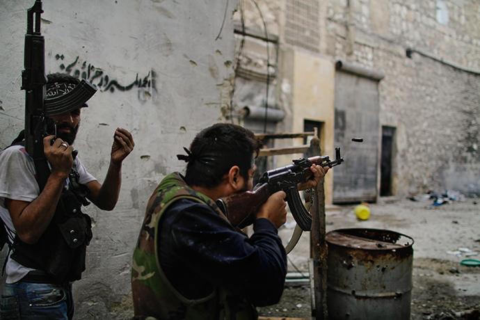 AFP Photo / Javier Manzano