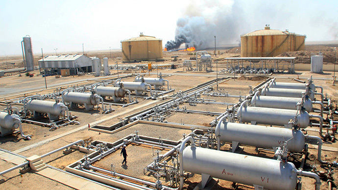 Kurds seize two Iraqi oilfields and pull out of country's unity government
