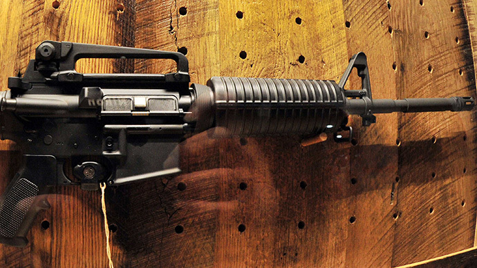 Despite accusations of excessive force, Albuquerque police purchase 350 AR-15 rifles