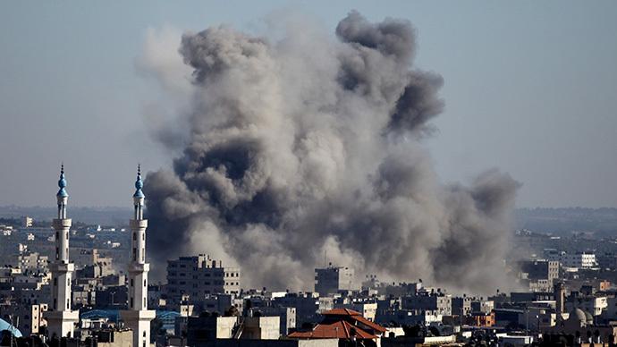UN questions legality of Israel's Gaza offensive, Netanyahu dismisses intl pressure