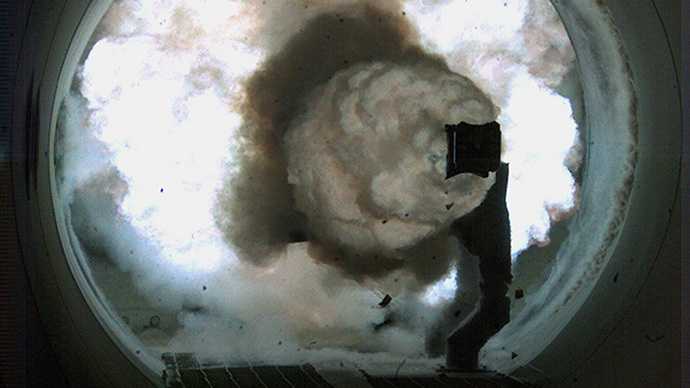 US Navy unveils electromagnetic railgun prototypes