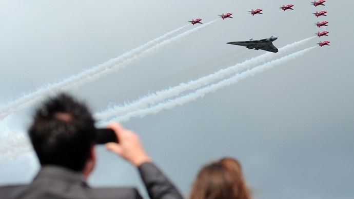 Visa sabotage: UK bars Russian delegation from Farnborough Airshow over Ukraine crisis